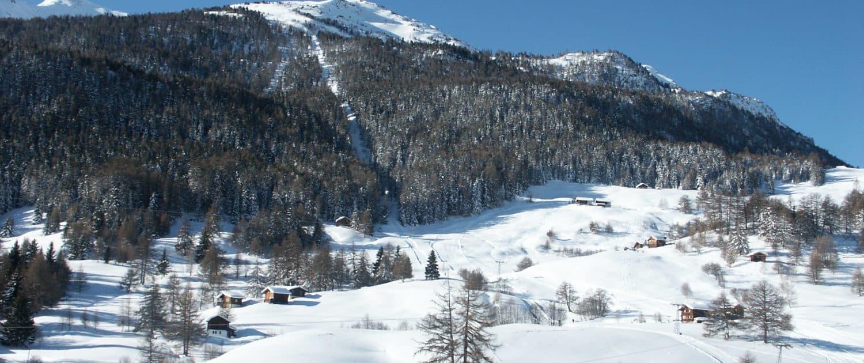Skiegebiet Eischoll