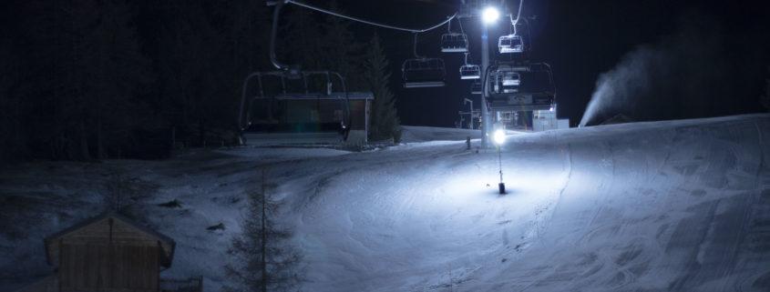 Nachtskifahren